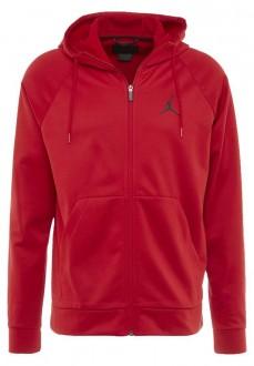 Sudadera Hombre Nike Jordan 23Alpha Therma Roja BV1332-687