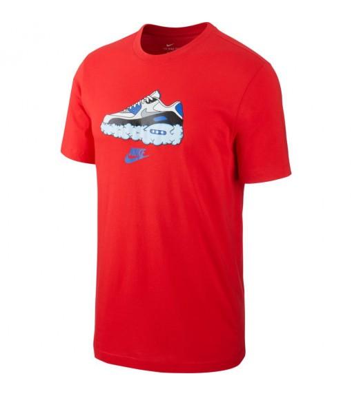 Camiseta Hombre Nike Air Rojo CV0071-657 | scorer.es