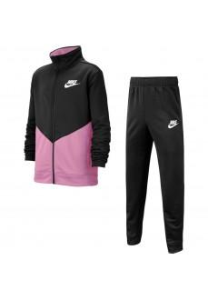 Chándal Niño/a Nike Sportswear Negro/Rosa BV3617-012 | scorer.es
