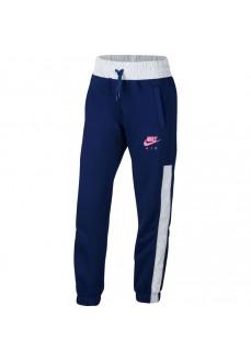 Pantalón Largo Niña Nike Air Varios Colores CJ7414-492