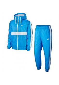 Chándal Hombre Nike Ce Trk Suit HD Azul/Blanco BV3025-402 | scorer.es
