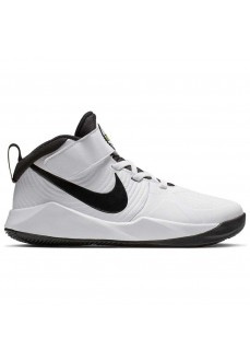Zapatillas Niño/a Nike Team Hustle D 9 (GS) Blanco/Negro AQ4225-100