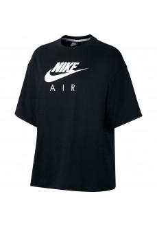 Nike Women's T-Shirt Air Black CJ3105-010 | Women's T-Shirts | scorer.es