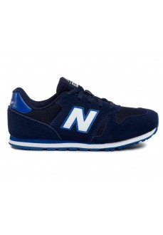 New Balance Men's Trainers Vas Charge Navy Blue/White YC373SN