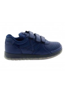 Munich Kids' Trainers G-3 Blue 1915960