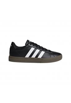 Zapatillas Hombre Adidas Dayly 2.0 Negro/Blanco F34468