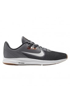 Zapatillas Hombre Nike Downshifter 9 Gris/Blanco AQ7481-013