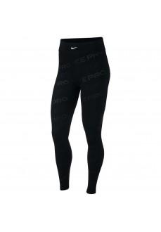 Nike Women's Tights Pro Black CJ3584-010 | Tights for Women | scorer.es