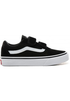 Vans Kids' Trainers Yt Ward V Black/White VN0A4BUDIJU1