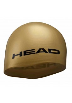 Head Kids' Swim Cap Silicone Moulded Gold 455005 GO