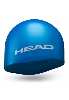 Head Kids' Swim Cap Silicone Moulded Blue 455005 LB