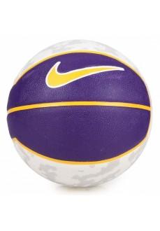 Balón Nike Lebron Morado/Gris N000278493607