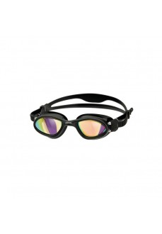 Gafa Natación Superflex Mirrored Negro 451035 BK SMK