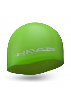 Head Kids' Swim Cap Silicone Moulded Green 455181 LM