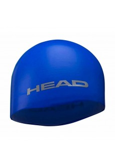 Head Kids' Swim Cap Silicone Moulded Blue 455181 RY