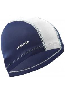 Head Kids' Swim Cap Poliester Navy Blue/White 455445 NVWH | Swimming caps | scorer.es