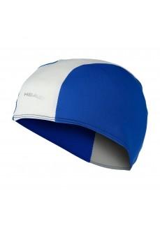 Gorro Natación Head Poliester Azul/Blanco 455445 RYWH