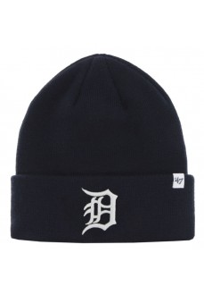 Brand 47 Cap Detroit Tigers Raised Navy Blue B-RKN09ACE-NY