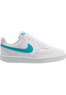 Zapatillas Mujer Nike Cout Vision Blanco/Turquesa CD5434-102