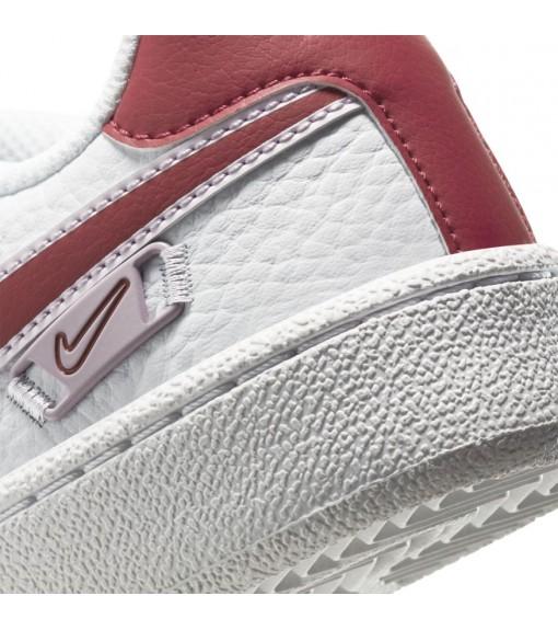 Zapatillas Mujer Nike Court Royale Blanco/Rojo CI7824-100 | scorer.es