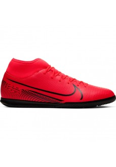 Nike Men's Trainers Superfly 7 Club IC Coral/Black AT7979-606
