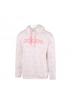 Sudadera Mujer Adidas Favorite Blanco/Rosa FN0941