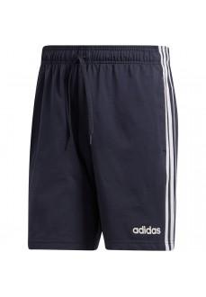 Pantalón corto Hombre Adidas Essentials 3 bandas Marino/Blanco DU0492 | scorer.es