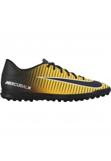Nike Mercurialx Vortex III Black Trainers
