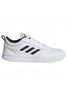 Zapatillas Niño/a Adidas Tensaur K Blanco/Negro EF1085