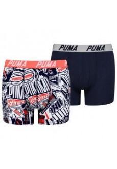 Boxer Niño Puma AOP Varios Colores 505004001-010 | scorer.es