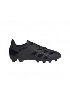 Zapatillas Hombre Adidas Predator 20.4 FXG Negro EF1649 | scorer.es
