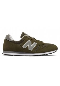 Zapatillas New Balance ML 373 Verde oliva