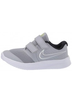 Nike Kids' Trainers Star Runner 2 (TDV) Gray AT1803-005