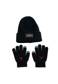 Nike Cap Gloves Set Jdn Jumpman Air Black 9A0265-023