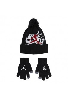 Nike Cap Gloves Set Jumpman Classic Black 9A0281-023