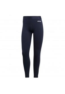 Mallas Mujer Adidas Essentials 3 bandas Marino/Blanco DU0681 | scorer.es