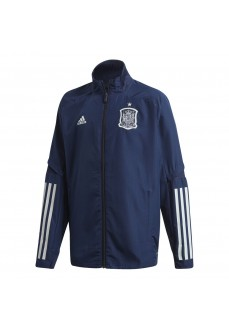 Adidas Kids' Tracksuit Spain National Team 2019/2020 Navy Blue FI6268 FI6275