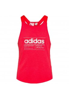 Camiseta Niña Adidas BVD Brilliant Basics Rosa FM0783 | scorer.es