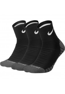 Nike Socks Everyday Max Cushioned Black/Gray SX5549-010