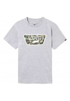 Vans Kids' T-Shirt Full Patch Fill Gray VN0A2WQQYIU