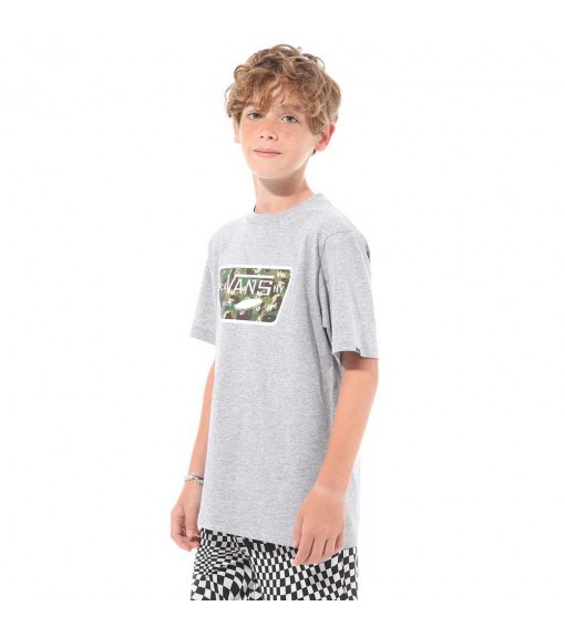 Camiseta Niño/a Vans Full Patch Fill Gris VN0A2WQQYIU | scorer.es