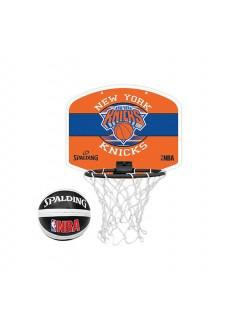 Mini Canasta Spalding Nba Miniboar NY Knicks 77-655Z