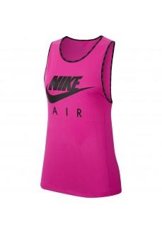 Nike Women's T-Shirt Air Tank Fuchsia CJ1868-601 | Women's T-Shirts | scorer.es