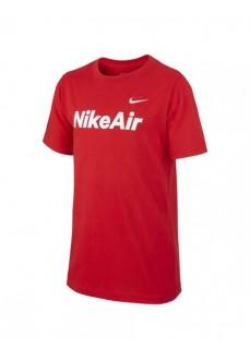 Camiseta Niño/a Nike Air Rojo CU6607-657 | scorer.es