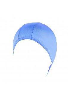 ELASTANE BLUE SWIM CAP MRN NTG30050