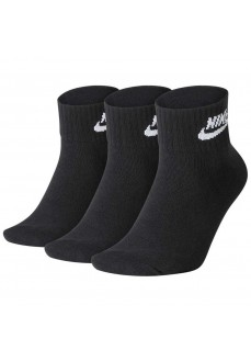 Calcetines Nike Everyday Essential Negro SK0110-010
