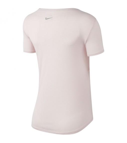 Nike Women's T-Shirt Swoosh Pink CJ1970-699   Women's T-Shirts   scorer.es