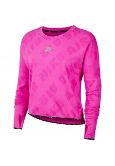 Nike Women's Long Sleeve T-Shirt Air Fuchsia CJ1882-601