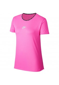 Nike Women's T-Shirt Air Fuchsia CQ8867-601