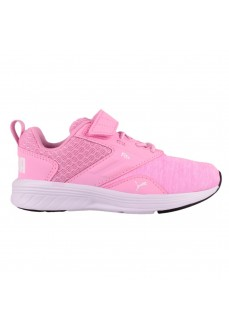 Puma Girl's Trainers Nrgy Comet V PS Pink/White 190676-09 | Kid's Trainers | scorer.es